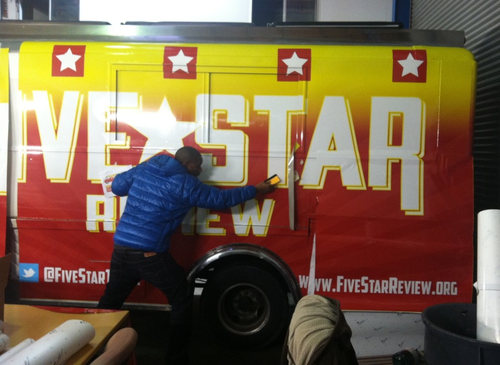 five star food truck wrap-12