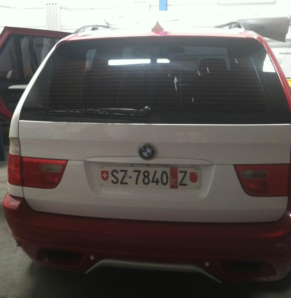 BMW Suv Color Change Wrap-14