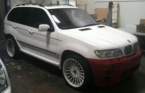 BMW Suv Color Change Wrap-17