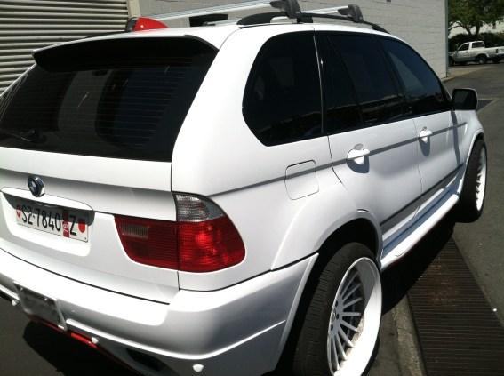 BMW Suv Color Change Wrap-27