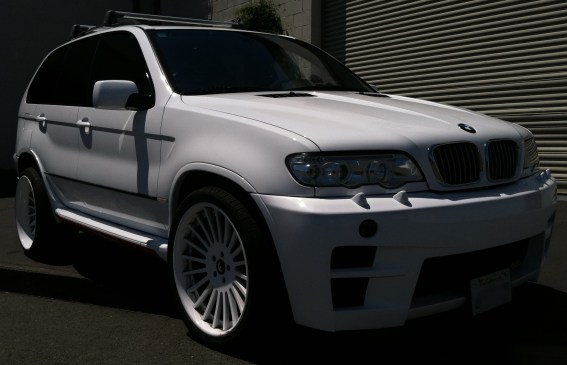 BMW Suv Color Change Wrap-28