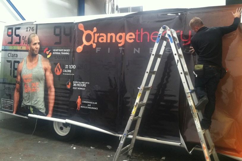 Orange Theory Fitness Car Wrap-03
