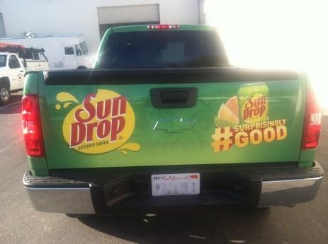 SunDrop Truck Wrap-10