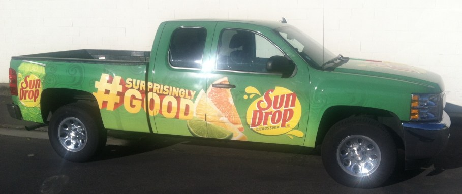 SunDrop Truck Wrap-12