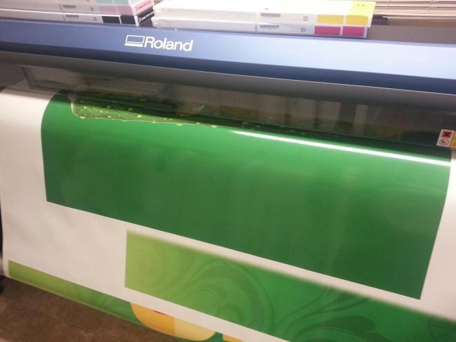 SunDrop Truck Wrap