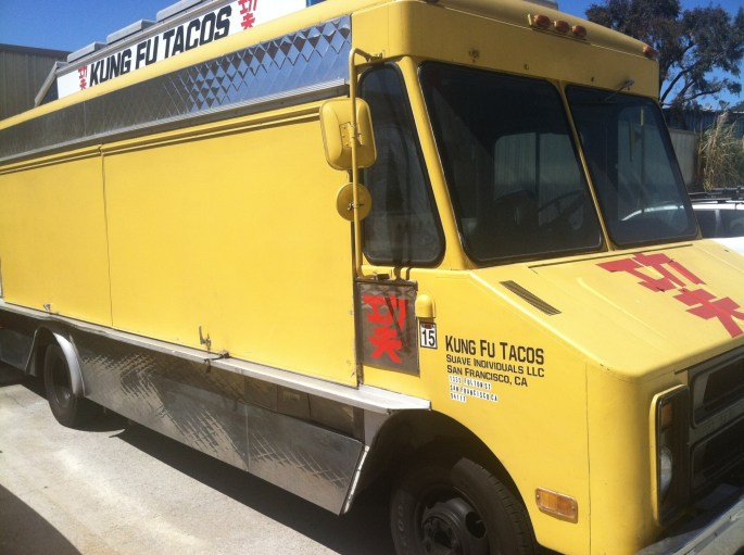 Kung Fu Tacos Food Truck Wrap-01