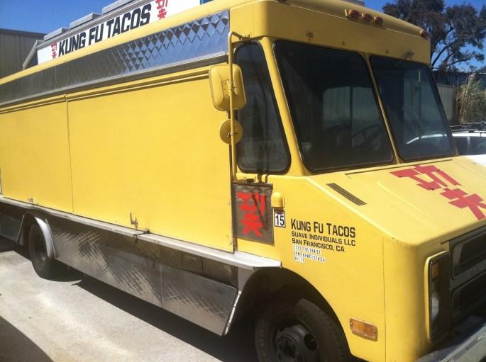 Kung Fu Tacos Food Truck Wrap-01