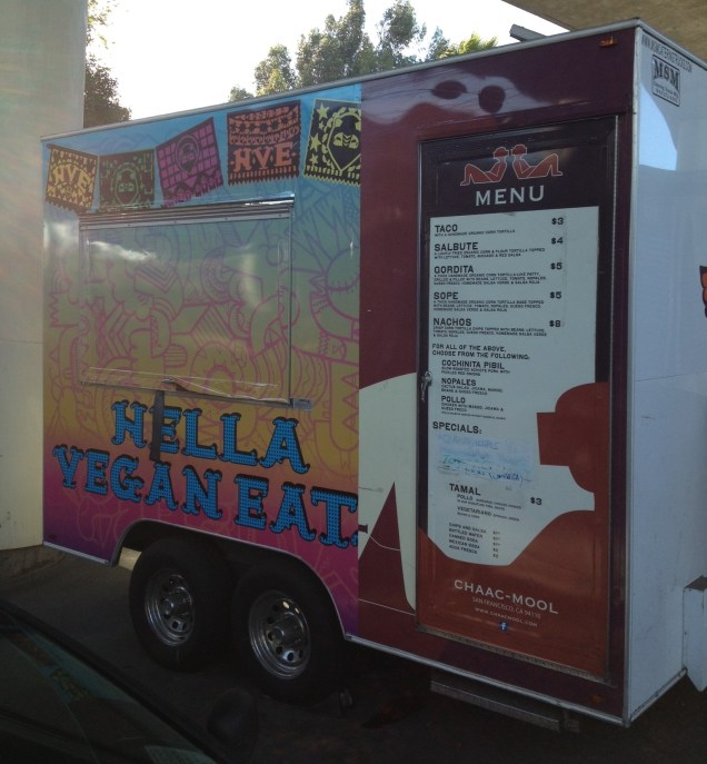 hella vegan eats food trailer wrap-01