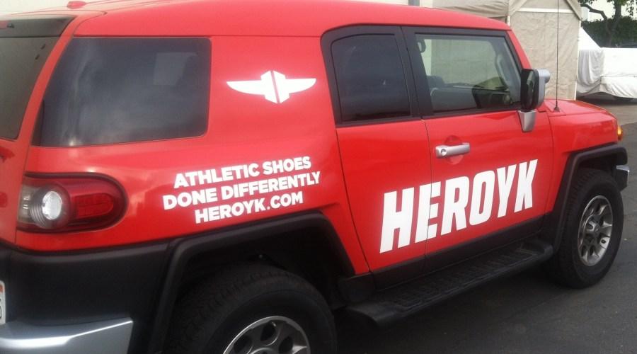 Heroyk Car Wrap
