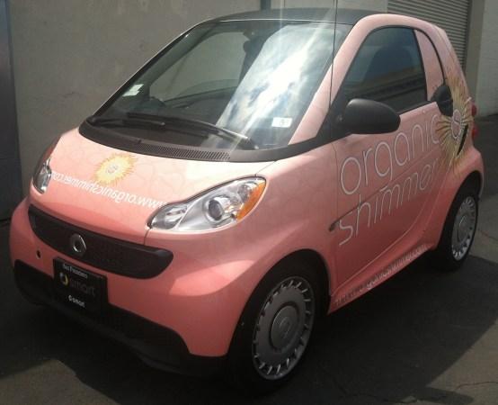 organic shimmer smartcar wrap-03