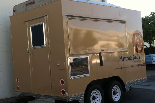 Minnie Bell's Trailer Wrap