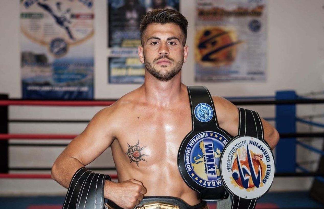 Il trapanese Gioacchino Mancuso è il nuovo campione europeo di Kick Boxing.
