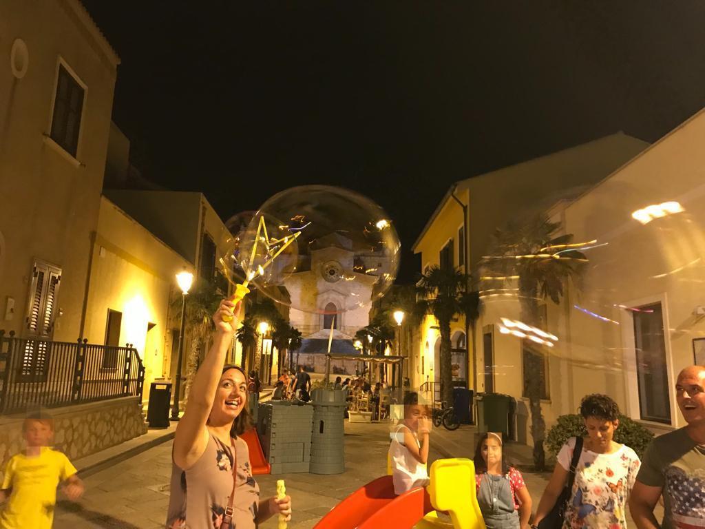 Stasera a Custonaci due appuntamenti per bambini e genitori: Famiglie in bici e giochi in piazza.