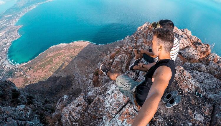 Giuseppe e l'amore per Cofano: appassionato di fotografia e drone, un sogno che vola alto con lui