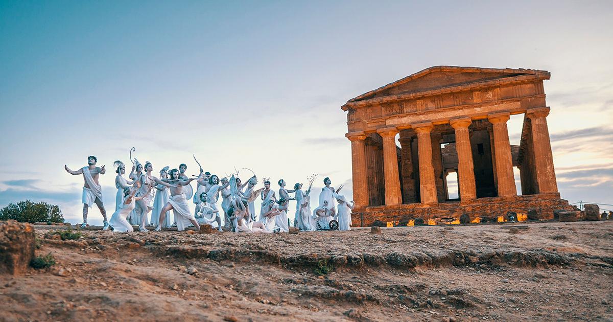 """Riparte il Parco Archeologico di Agrigento: dal 21 giugno al via """"Un'estate mitica"""""""
