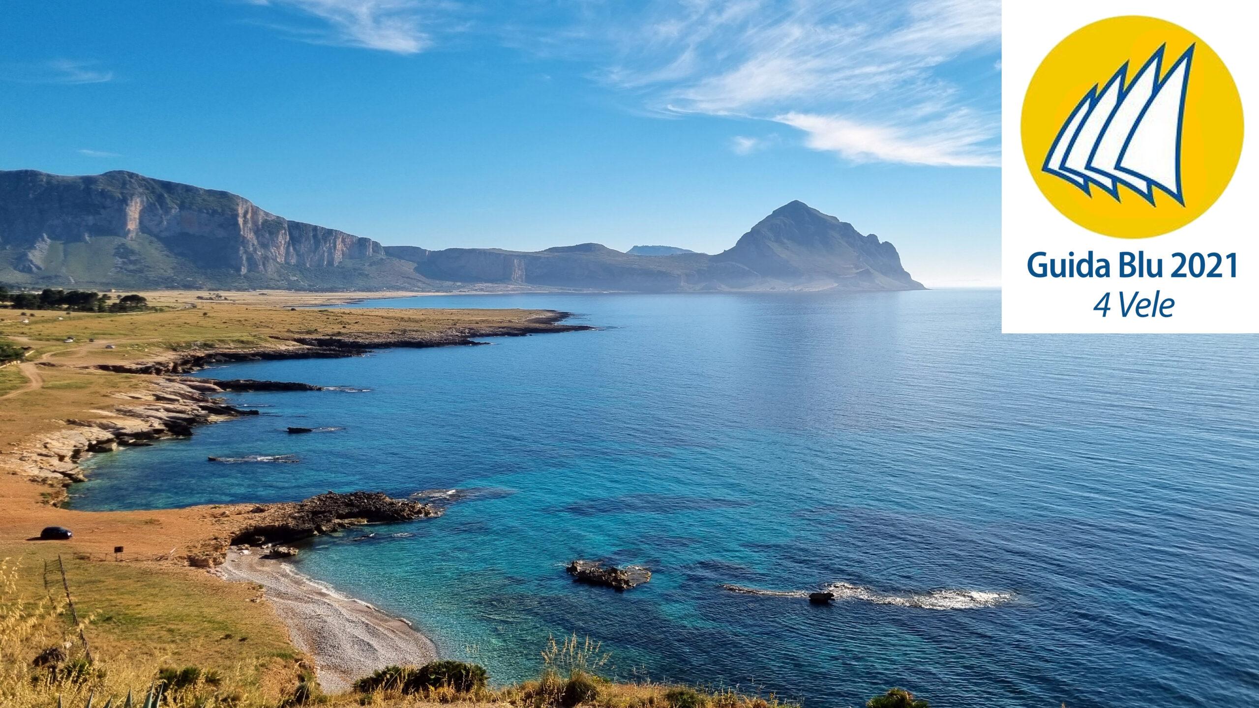 Erice, Custonaci e San Vito Lo Capo premiati con le 4 vele di Legambiente per il mare più bello d'Italia
