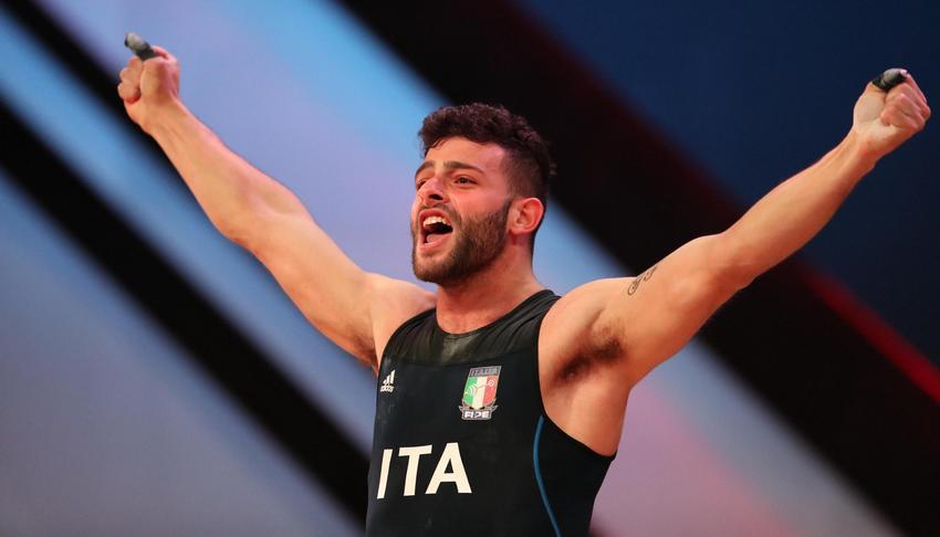 Il siciliano Nino Pizzolato conquista la medaglia di Bronzo alle olimpiadi di Tokyo