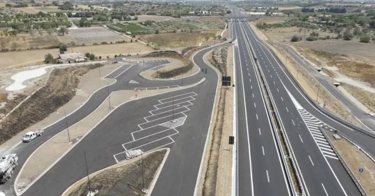 Il sud est siciliano ha una nuova autostrada: collegate Siracusa e Ragusa