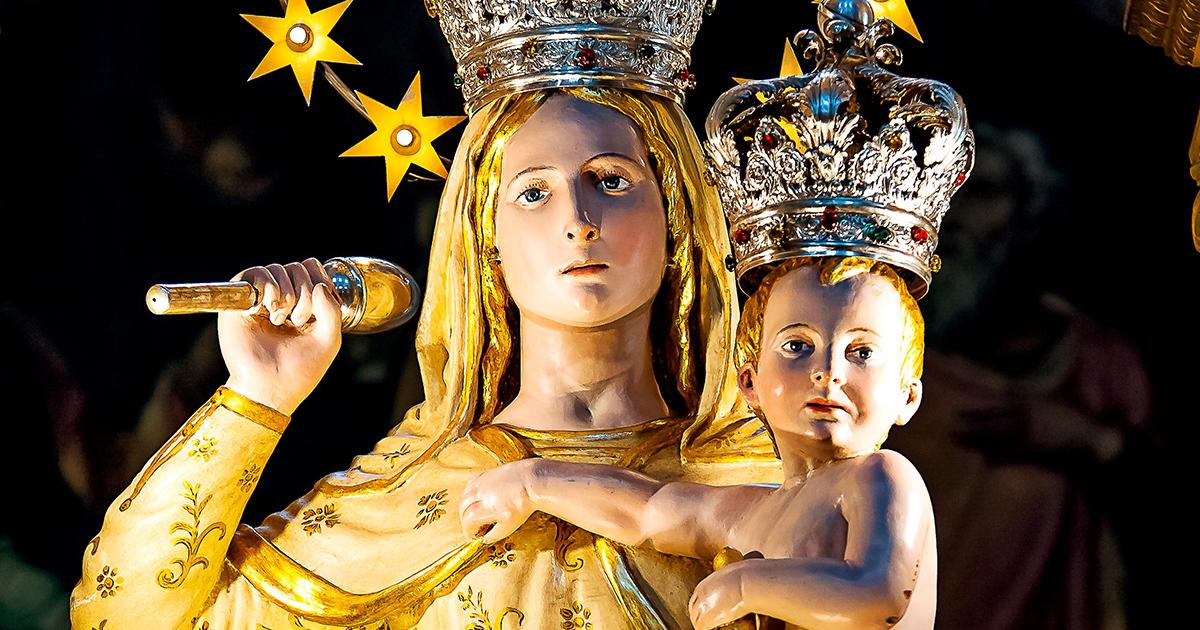 Al via a Castellammare del Golfo i festeggiamenti in onore di Maria SS. del Soccorso