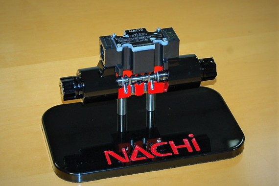 Nachi Electromechanical Valve