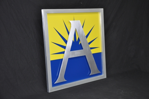 Arlington County Public Schools Logo Sign