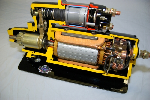 Diesel Engine Starter