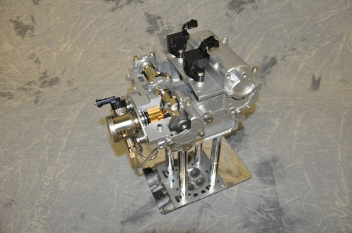Ecotec Direct Injection Cylinder Heads