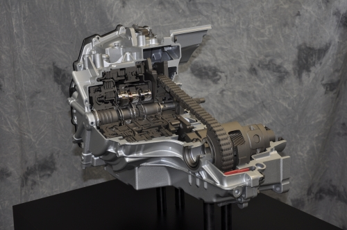 Ford 6F35 Transaxle