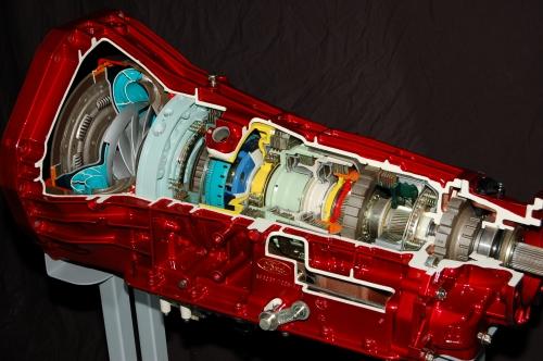 Ford Torqshift 5 Speed Automatic Transmission