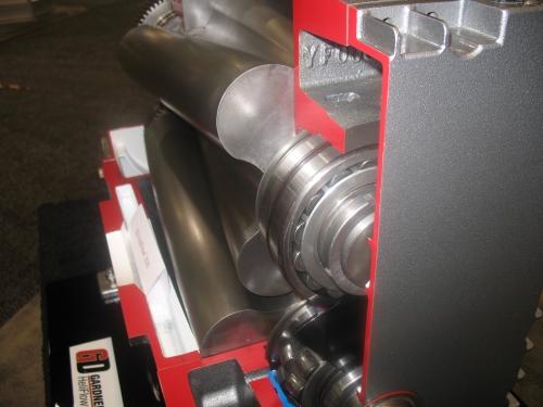 HeliFlow Blower / Vacuum Pump