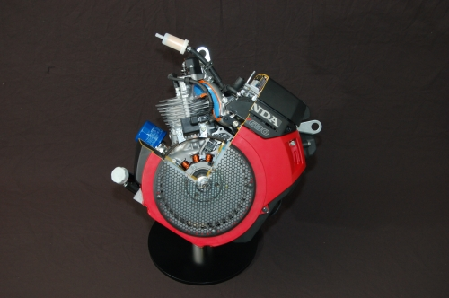 Honda GXV 630 Over Head Valve Vertical Shaft Engine