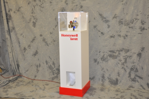 Honeywell Turbo Interactive Display