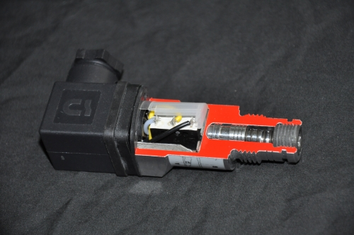 Hydraulic Filters And Sensors