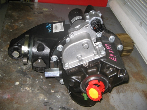Land Rover Electronic Rear Differential