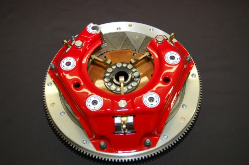 Soft Lock Adjustable Racing Clutch