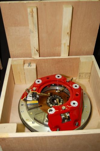 Soft Lock Adjustable Racing Clutch