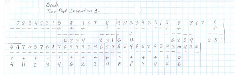 This Guy Invented His Own Music Notation Cutcommon