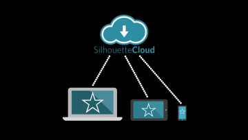 the Silhouette Cloud connecting to multiple devices