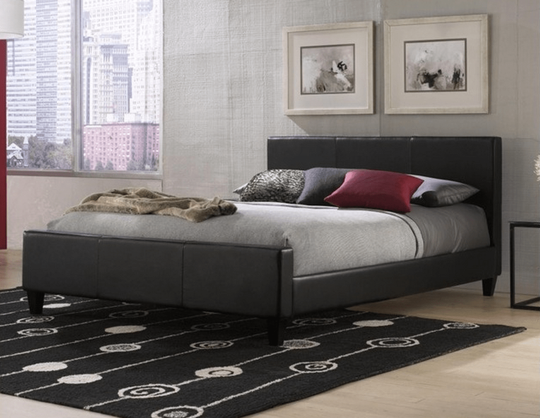 Top 10 Beautiful Black King Size Beds