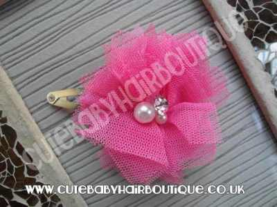 hot-pink-tulle-flower-hair-clip-