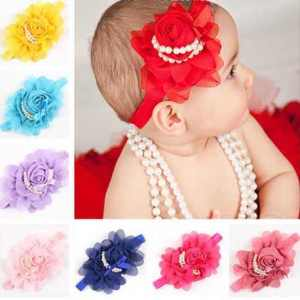 Big Ruffle Babies Headband