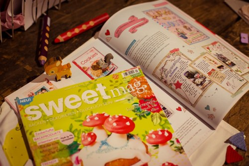 Das neue Sweetmag Magazin