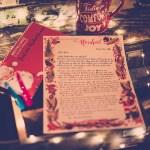 Brief vom Weihnachtsmann 2018