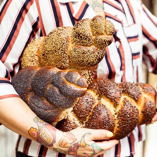 Mein Challah Brot aus Backen Mit Love