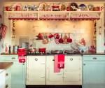 Küche im Rosa Haus