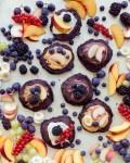 Schokopankcakes vegan und glutenfrei
