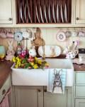 Oster Blumen Küche