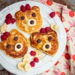 Bärenpancakes