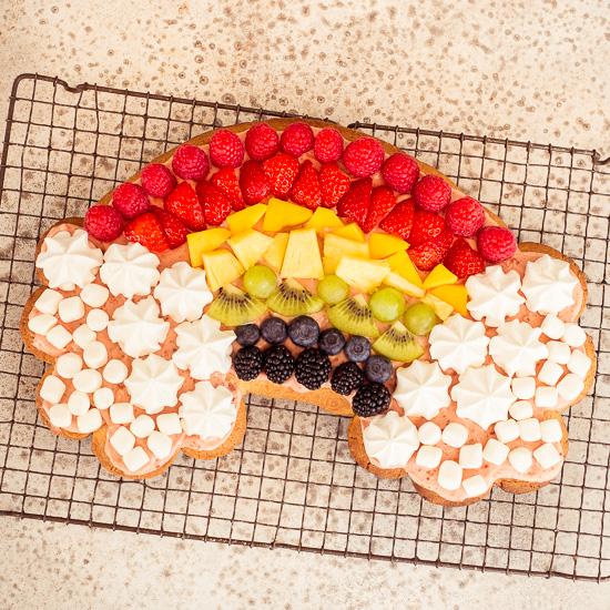 Das Rezept für den Cookieteig findest Du in School of Baking
