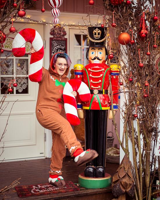 Frohe Weihnachten von Andrea Stolzenberger